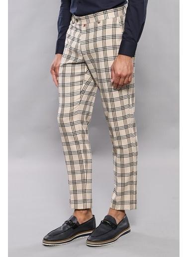 Wessi Klasik Pantolon Bej